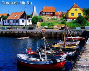Страна Дания фото
