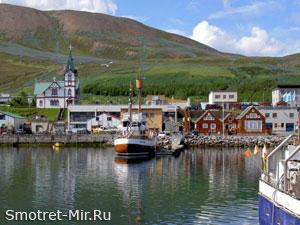 Жизнь в Исландии