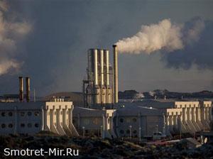 Заводы Исландии