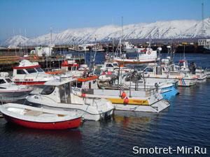 Промышленность Исландии