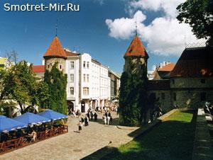 Таллин в Эстонии