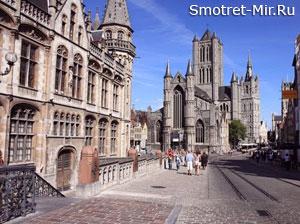 Путешествие по Бельгии
