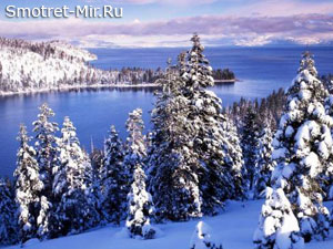 Зима на Амуре