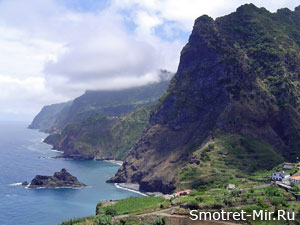 Португалия остров Мадейра