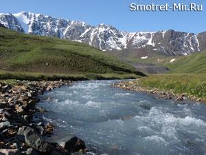 Стынут-реки