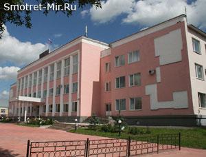 Центр города Муром