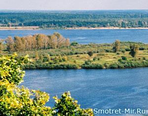 Красота Нижегородской области