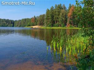 Нижегородская область природа