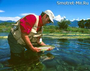 Рыбалка на река Ока