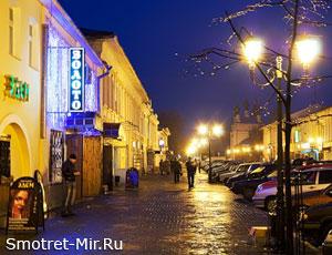 Улицы города Мурома