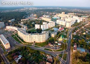 Выкса центр города