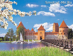 Климат Литвы фото