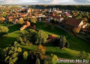 Пейзажи Литвы