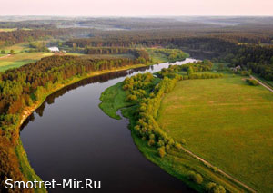 Природа Литвы фото