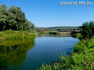 Река Хопер фото