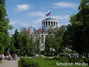 Город Дзержинск Нижегородской области