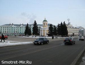 Город Дзержинск в России