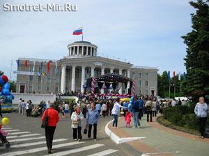 Дзержинск город в России