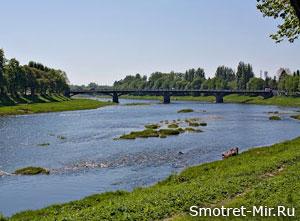 Река Закарпатья