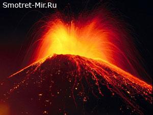 Вулкан самый опасный