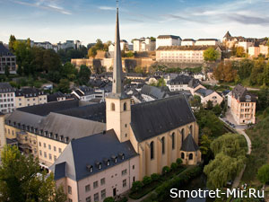 Люксембург страна фото