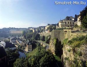 Люксембург страна