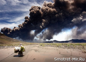Самый опасный в мире вулкан
