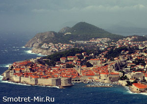 Северная Далмация Хорватия
