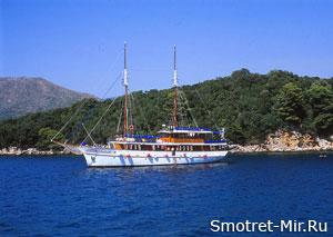 Северная Далмация в Хорватии