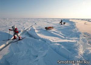 Холодный Северный полюс