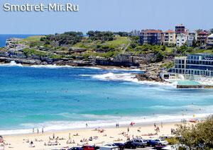 Bondi Beach Австралия