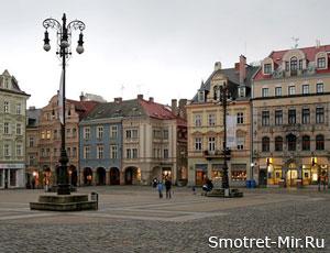 Город Либерец (Чехия)