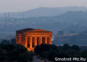 Долина храмов Агридженто