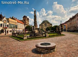 Кошице (Словакия)