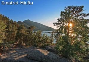 Ландшафты Казахстана