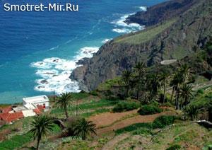 Ла Гомера остров фото