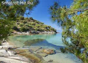 Полуостров Халкидики фото