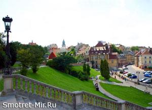 Город Люблин (Польша)