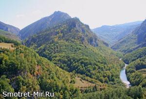 Дурмитор и каньон Тара