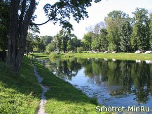 Красивые парки Москвы