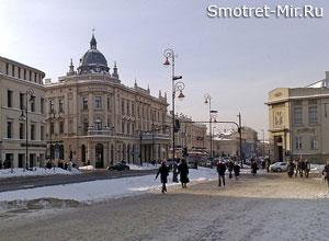 Люблин в Польше