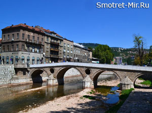 Мосты Сараево