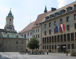 Поездка в Словакию