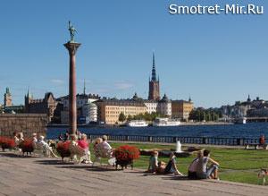 Страна Швеция фото