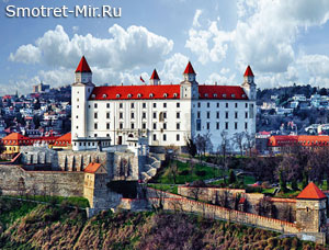 Тур в Словакию