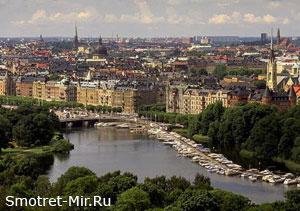 Швеция страна