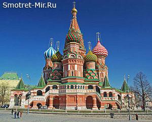 Архитектура Москвы фото