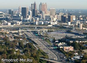 Атланта США