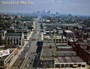 Детройт фото города