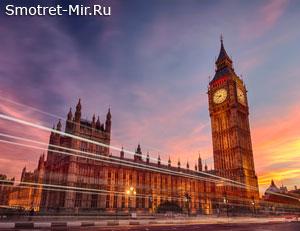 Красивая архитектура Лондона